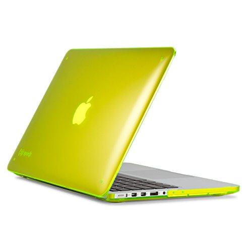 Speck Products SPK-A2974 - Funda Speck para MacBook Pro de Apple de 13 con Pantalla Retina Amarilla