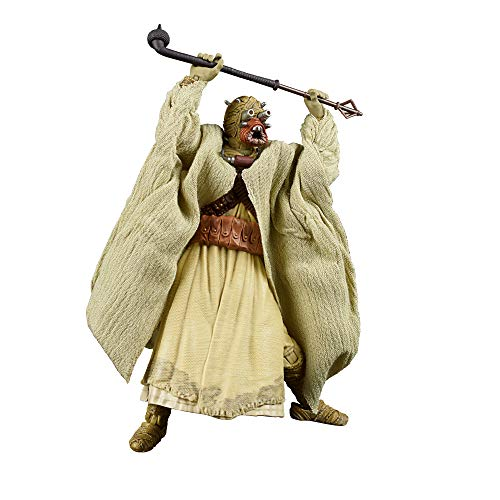 Star Wars The Black Series Archive Collection Tusken Raider 6-Inch-Scale A New Hope Lucasfilm 50th Anniversary Collectible Figure
