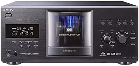 Sony DVP-CX985V 400 Disc Progressive DVD / SACD Player
