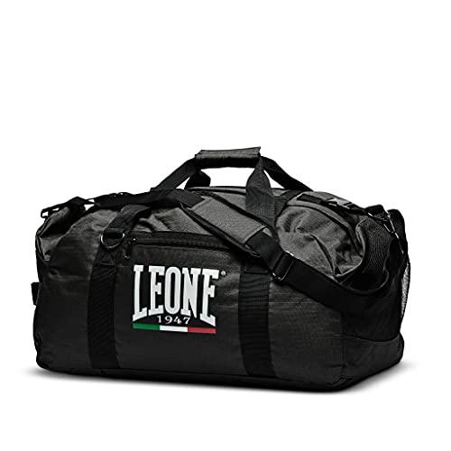 Leone 1947 AC908 Borsone Sportivo, Verde, Taglia Unica