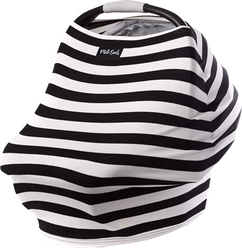 Product Image of the Milk Snob Original 5-in-1 Cover - Added Privacy for Breastfeeding, Baby Car...