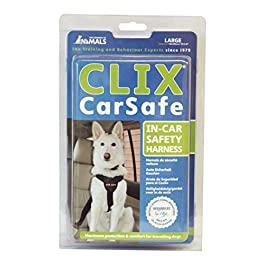 The Company of Animals Clix Carsafe In-Car Safety Harness For Dogs,Large