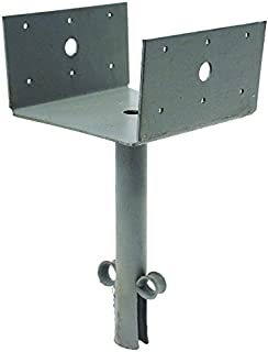 10 Pack Simpson Strong Tie EPB66 6x6 Post Elevated Post Base with 8