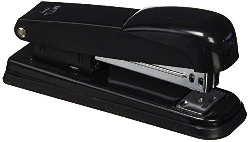 MTL 79041 - Grapadora mediana metal, color negro
