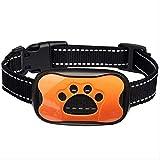 JSZ Collar Perro Collar Antiladridos Collar De Ladridos para Perros: Collar De Control De Ladridos para Perros Sin Vibraciones Y Sonido Stop Barking para Perros