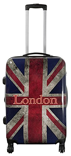Warenhandel König–Koffer Mehrfarbig Britische Fahne 3: L