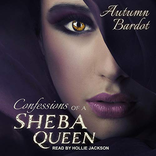 Confessions of a Sheba Queen audiobook cover art