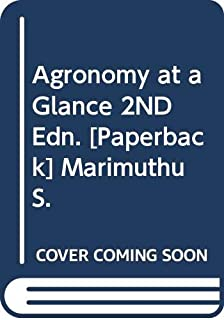 Agronomy at a Glance 2ND Edn.