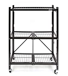 Origami 3-Shelf Folding Rack | The Container Store | 250x250