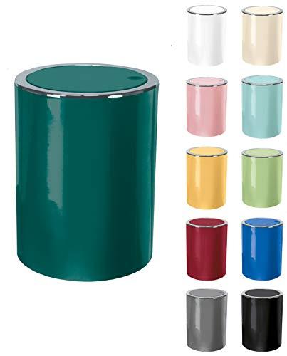 KW – Poubelle de salle de bains ou de cuisine en plastique...