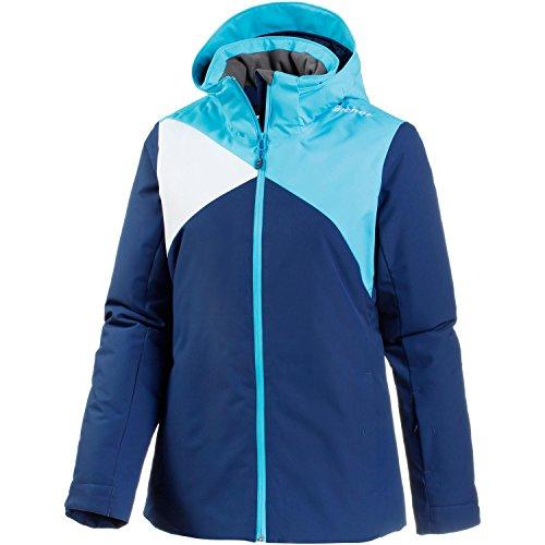 Ziener Damen Skijacke blau 36