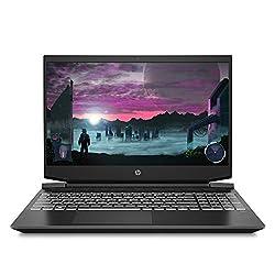 HP Pavilion Gaming 15.6-inch FHD Gaming Laptop (Ryzen 5-4600H/8GB/1TB HDD + 256GB SSD/Windows 10/144Hz/NVIDIA GTX 1650 4GB/Shadow Black), 15-ec1052AX,hp,15-ec1052AX