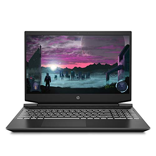 HP Pavilion Gaming 15.6-inch FHD Gaming Laptop (Ryzen 5-4600H/8GB/1TB HDD/Windows 10/NVIDIA GTX 1650...