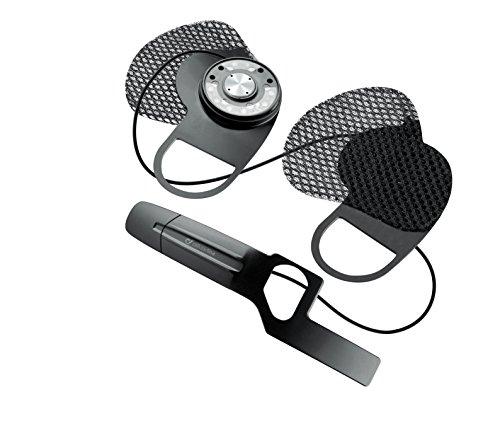 INTERPHONE MICINTERPHOSHO18 Kit Audio SHOEI, Negro, One Size