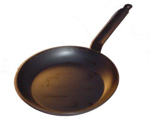 Lyoner Eisenpfanne kaltgeschmiedet 28 cm