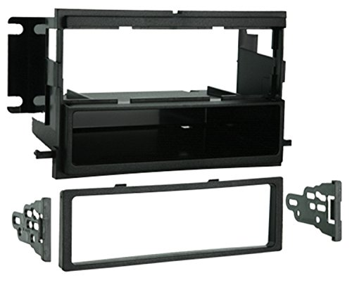 Metra 99-5808 Single DIN Installation Multi-Kit for Select 2004-up Ford/Mercury...