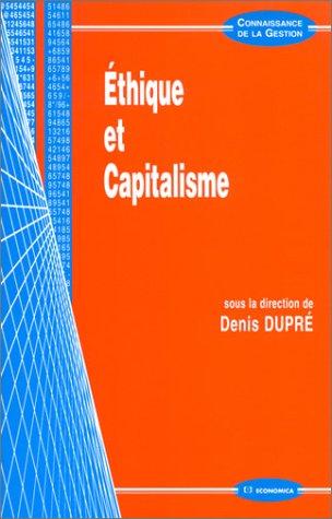 Ethique et Capitalisme