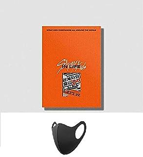 STRAY KIDS [IN生 / IN LIFE] 1st Repackage Album STANDARD A Ver. 1ea CD+1p POSTER+72p Photo Book+2ea Photo Card+1ea Post Car...