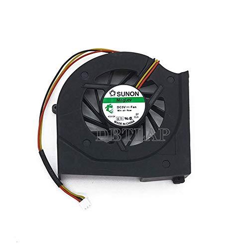 DBTLAP Ventilador para Sony VAIO PCG-5J2L Ventilador