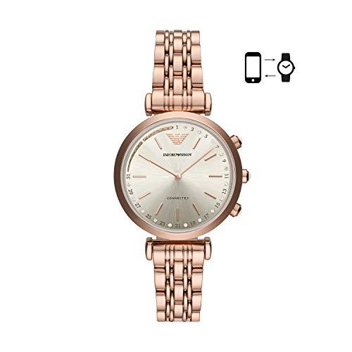 Emporio Armani Smartwatch Donna con Cinturino in Acciaio Inox ART3026