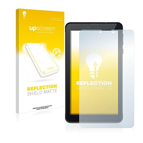 upscreen Entspiegelungs-Schutzfolie kompatibel mit Odys Rapid 7 LTE – Anti-Reflex Bildschirmschutz-Folie Matt