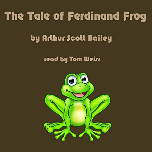 The Tale of Ferdinand Frog cover art