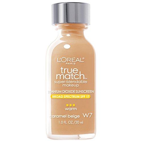 L'OREAL True Match Super Blendable Makeup - Caramel Beige