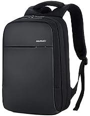 【Amazon限定ブランド】 リュック メンズ リュックサック 大容量 ビジネスリュック 防水 USBポート 15.6インチ PC リュック 黒 バックパック 通学 通勤 出張 旅行