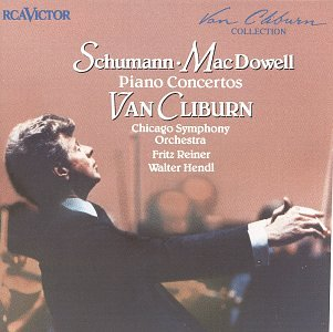 Schumann: Piano Concerto, Op. 54 / MacDowell: Piano Concerto No. 2; To a Wild Rose