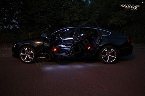 Innenraumbeleuchtung SET für A5 B8 Sportback (Cool-White)