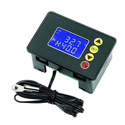 R-WEICHONG Termostato digital de 12 V 24 V 110 V 220 V, regulador de temperatura, termostato, calefacción, herramienta de refrigeración
