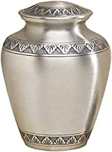 Cremation Urn for Adult Ashes/Handcrafted Funeral Urn Created by Skilled Craftsmen. by Eulogy Memorials
