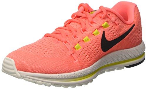 Nike Wmns Air Zoom Vomero 12, Scarpe da Corsa Donna, Rosa (Hot Punch/Black/Lava...