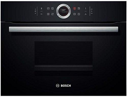 Bosch CDG634BB1 Series 8, electric / built-in steamer / 59.5 cm / 38 L / steam cooking