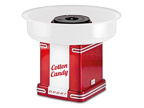 Beper Cotton Candy Máquina para hacer algodón de azucar 90
