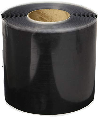 Aquascape 22003 PRO Grade EPDM Liner Seam Tape, Single-Sided, 6-in x 25-ft, Black