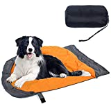 OROOTL Dog Sleeping Bag Backpacking Warm Dog Bed with Travel Bag...