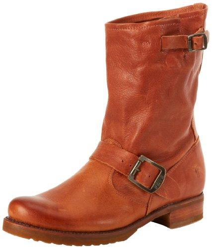 FRYE Damen Veronica, kurz, Whiskey Soft Vintage Leather-76509, 37 EU