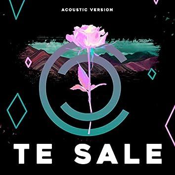 Te Sale (Acoustic Version)