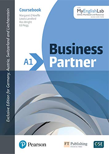 Business Partner A1 Coursebook with MyEnglishLab, Online Workbook and Resources (ELT Business & Vocational English)