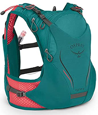 Osprey Packs Dyna 6 Women's Running Hydration Vest, Reef Teal, WXS/Small