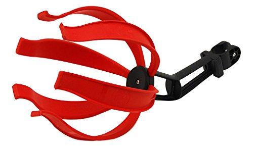 KIKBALL mbkb G Tür Ballon Fahrrad-Unisex Kinder, Rot