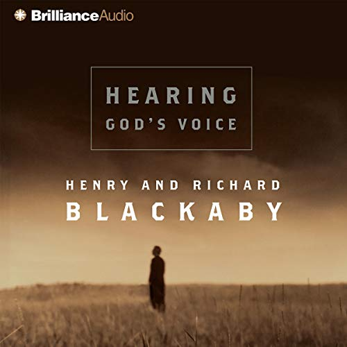 Hearing God's Voice  By  cover art