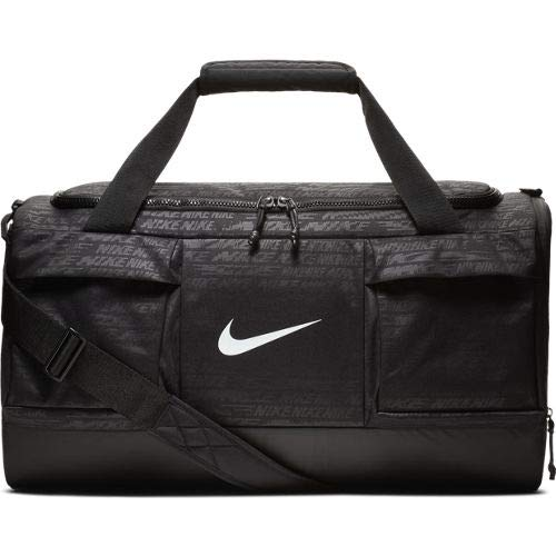 Nike Nk Vpr Power M Duff-AOP Duffel Grip Drum, Herren, Black/White, One Size