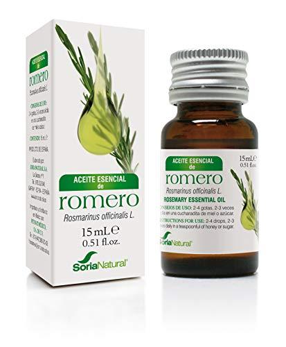 Soria Natural Esencia Romero Ácidos Grasos Esenciales - 15 ml