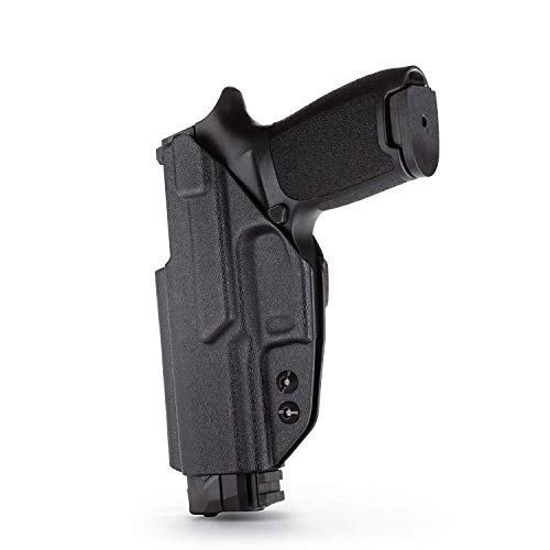 1791 GUNLEATHER SIG P320 Kydex Holster - Premium Kydex Right Hand IWB Gun Holster fits Sig Saur P320 Compact & Full Size - Perfect for Concealed Carry (CCW)