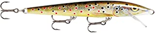 Rapala Original Floater 13 Fishing lure, 5.25-Inch, Brown Trout
