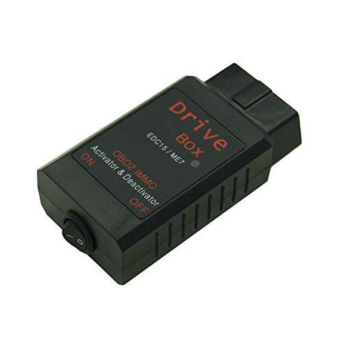 Lecteur OBD Drive Box Code OBD2 Immo Désactivateur Activateur pour Me7 OBD2 Immo-hr-tool®