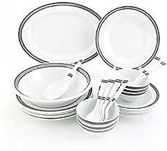 Royalford RF6723 Dinner Set, 27pieces
