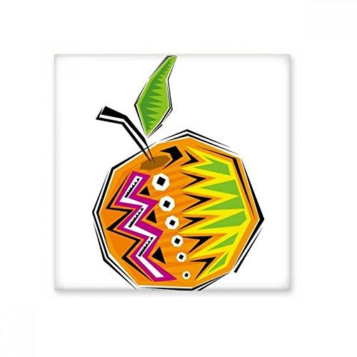 DIYthinker Geel Handbeschilderd Voedsel Mexicon Cultuur Element Illustratie Keramische Bisque Tegels Voor Het verfraaien Badkamer Decor Keuken Keramische Tegels Wandtegels Small